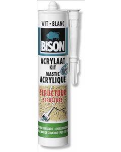 Acrylaatkit Structuur Wit 310ml